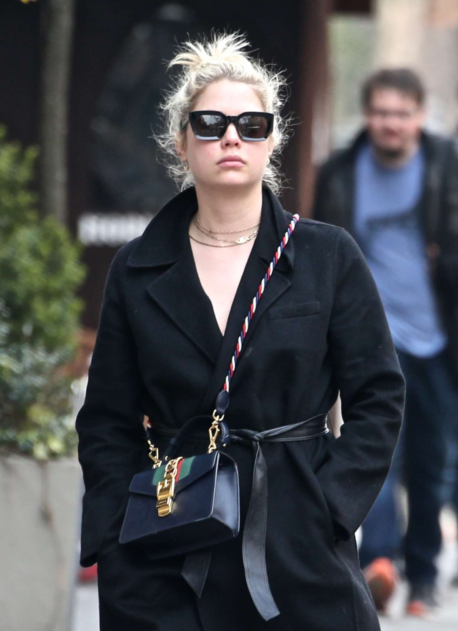 Ashley Benson 2015 : Ashley Benson: Out and about in NYC -06