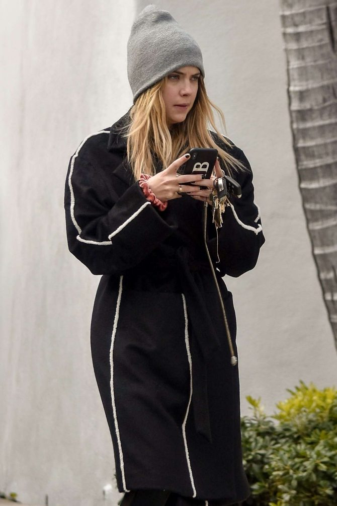 Ashley Benson - Out and about in West Hollywood