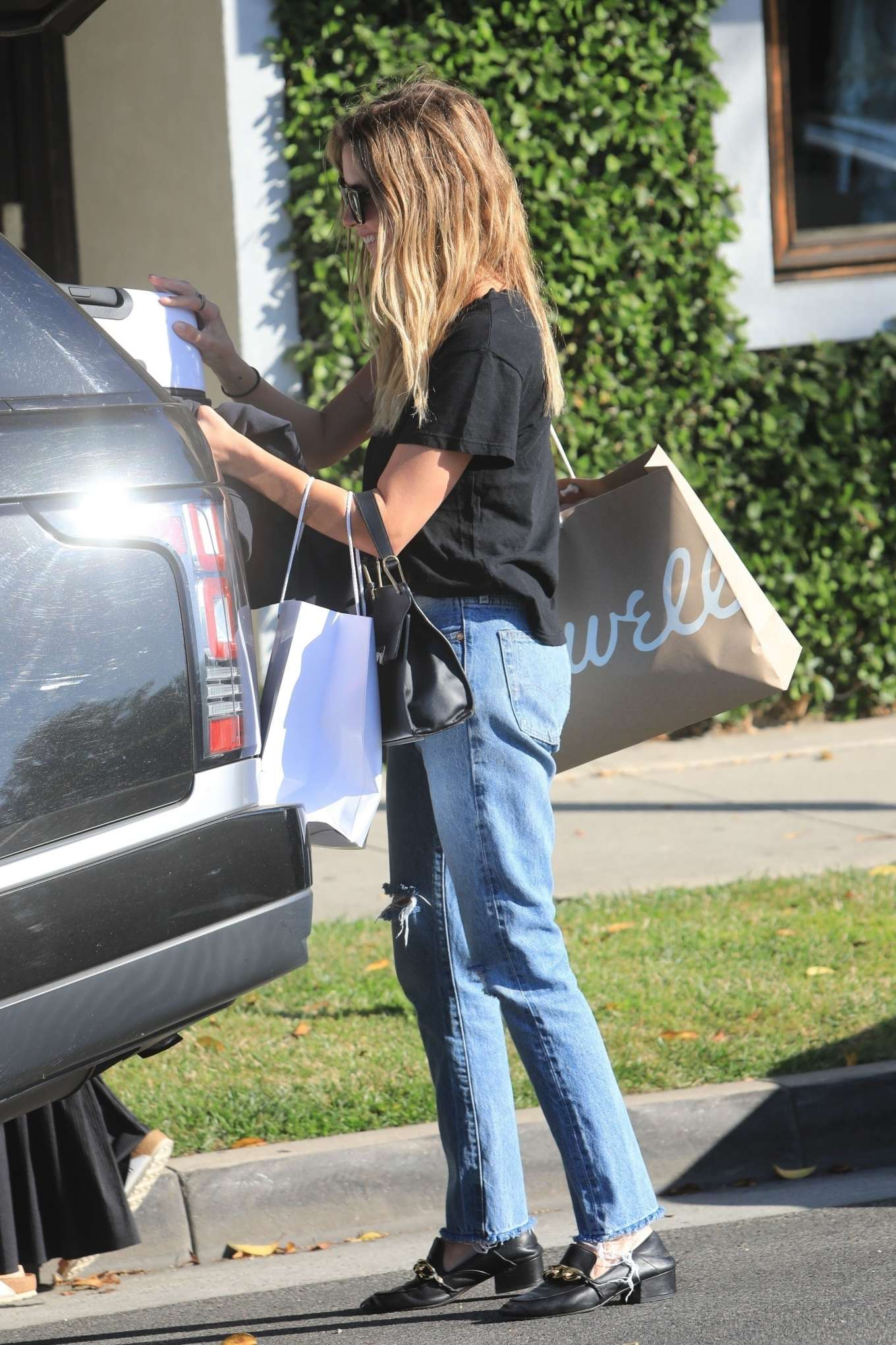 Ashley Benson 2019 : Ashley Benson – Out in Beverly Hills-01