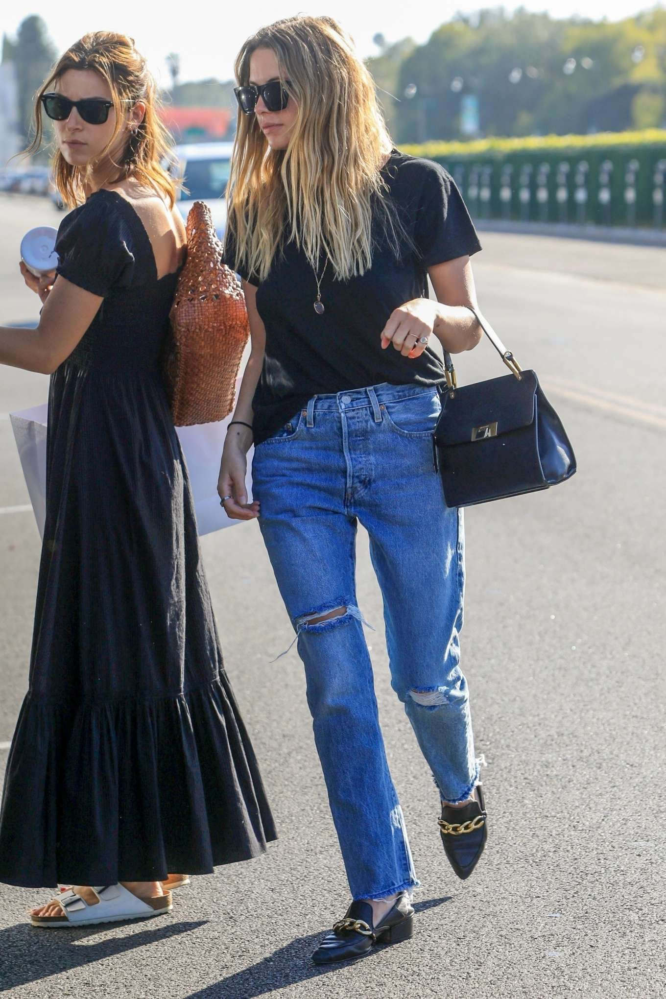 Ashley Benson 2019 : Ashley Benson – Out in Beverly Hills-03