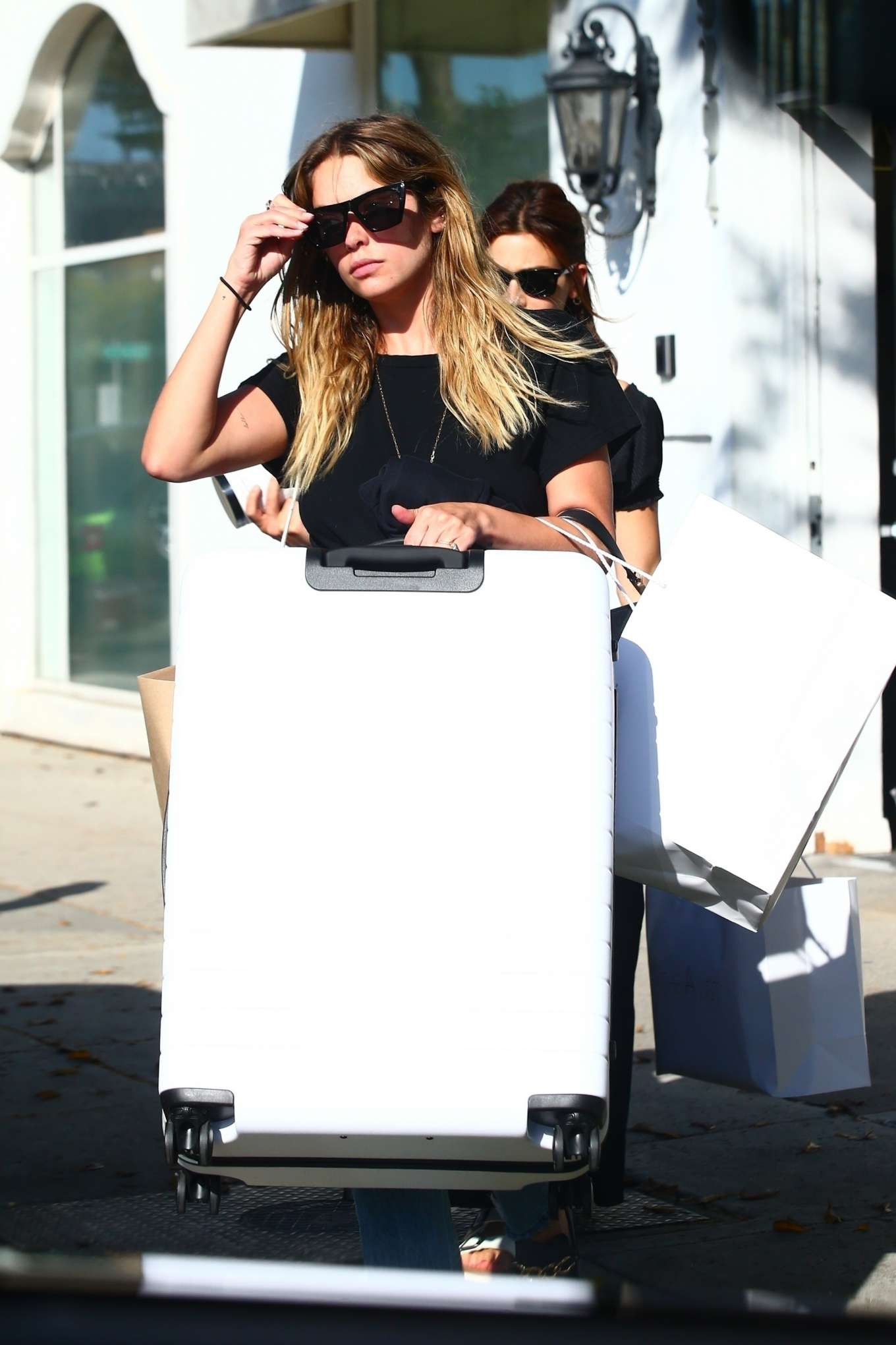 Ashley Benson 2019 : Ashley Benson – Out in Beverly Hills-04