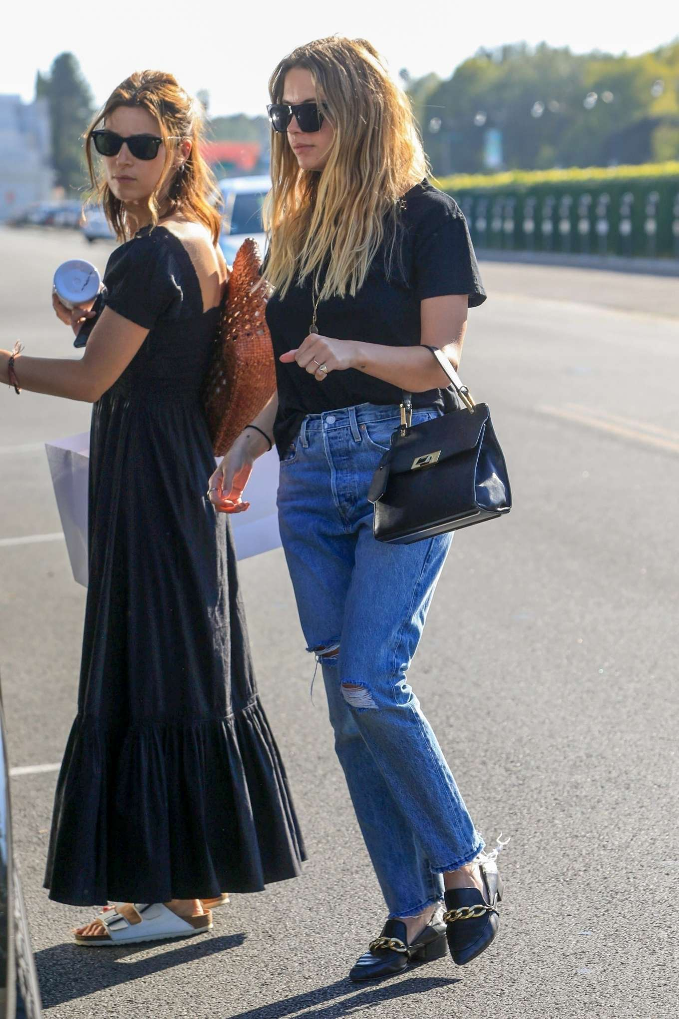 Ashley Benson 2019 : Ashley Benson – Out in Beverly Hills-06