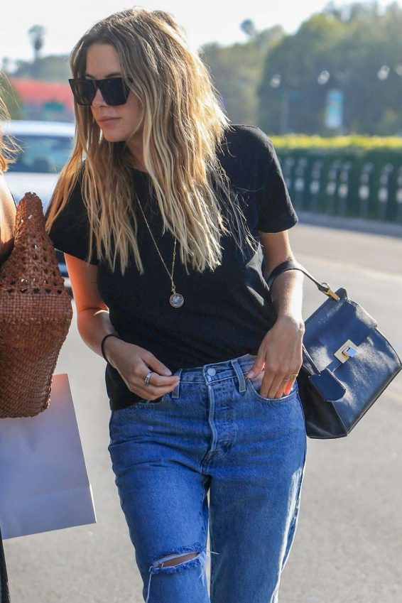 Ashley Benson - Out in Beverly Hills