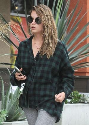 Ashley Benson Out in LA