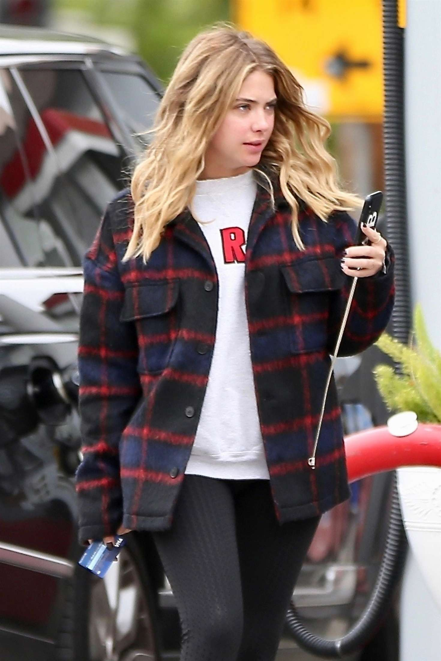Ashley Benson - Out in Los Feliz