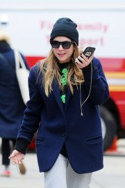 Ashley Benson - Out in New York