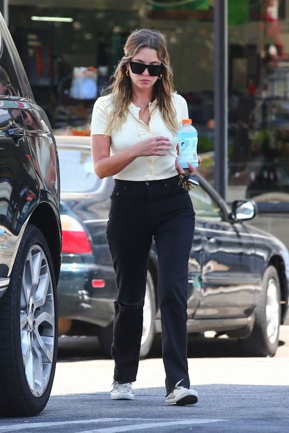 Ashley Benson - Out in Studio City
