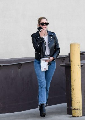 Ashley Benson - Out in West Hollywood