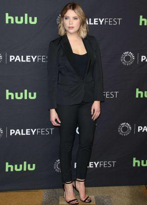 Ashley Benson - 'Pretty Little Liars' Presentation at 2017 Paleyfest in LA