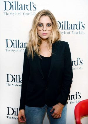 Ashley Benson - Prive Revaux Dillard's Fashion Show Mall Event in Las Vegas