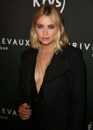 Ashley Benson - Prive Revaux Eyewear By Krys Party in Paris