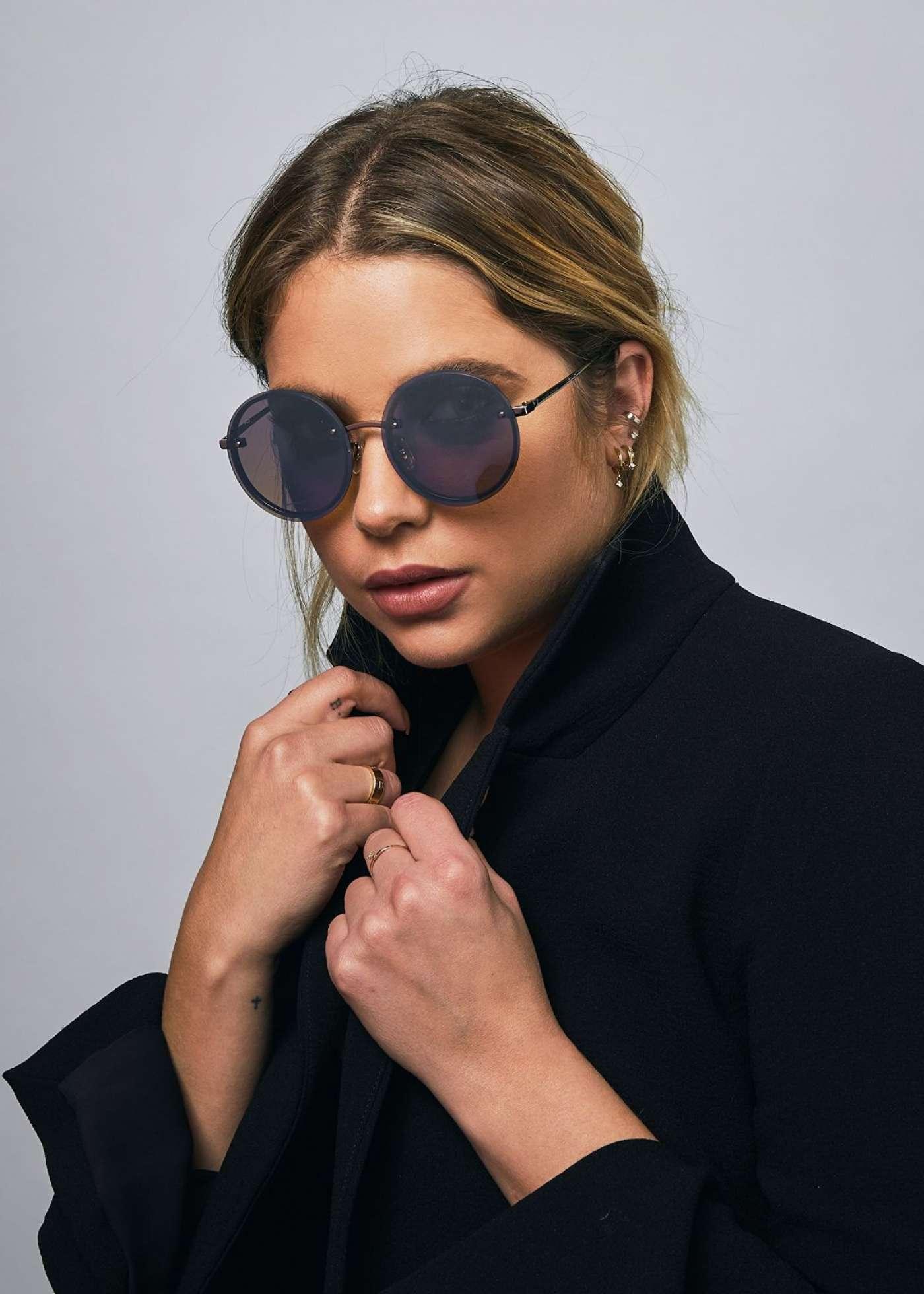 Ashley Benson 2017 : Ashley Benson: Prive Revaux Icon Collection 2017 Campaign -03