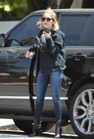 Ashley Benson Rumored Split From Cara Delevingne