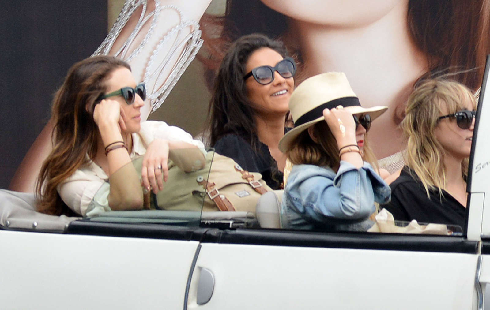 Ashley Benson 2016 : Ashley Benson, Shay Mitchell and Troian Bellisario on a boat in Capri -38