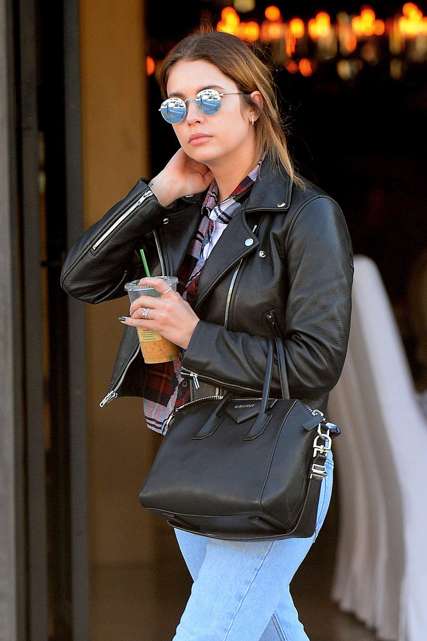 Ashley Benson 2016 : Ashley Benson in Jeans -04