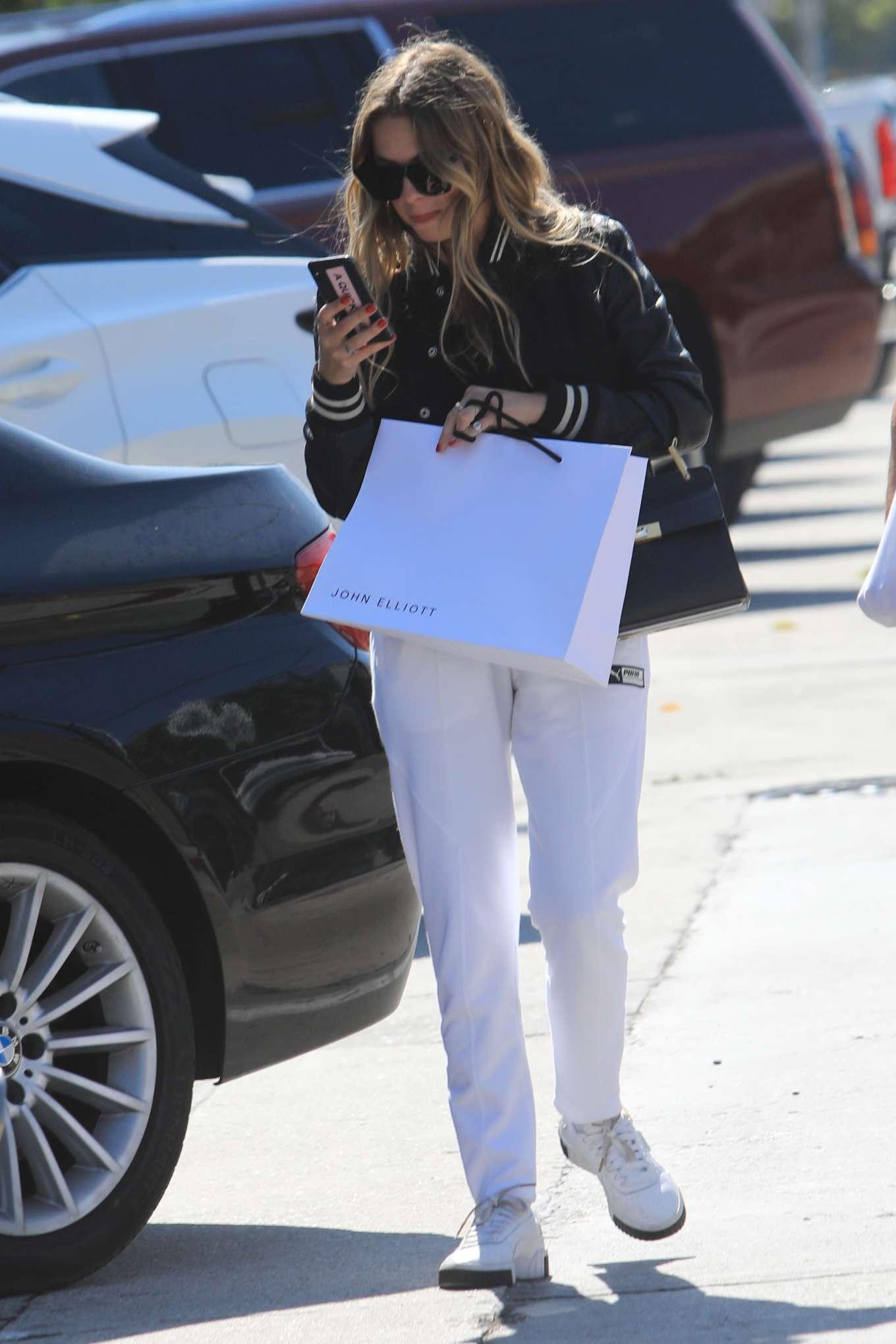 Ashley Benson - Shopping in West Hollywood