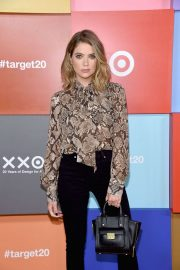 Ashley Benson - Target 20th Anniversary Collection hosted by Livestream in NY