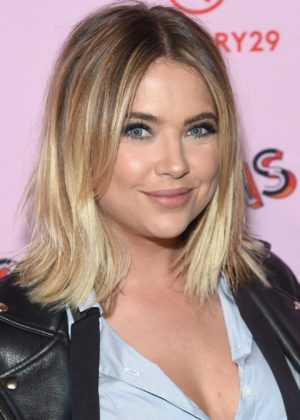 Ashley Benson - The Refinery29 Third Annual 29Rooms: Turn It Into Art event - Brooklyn
