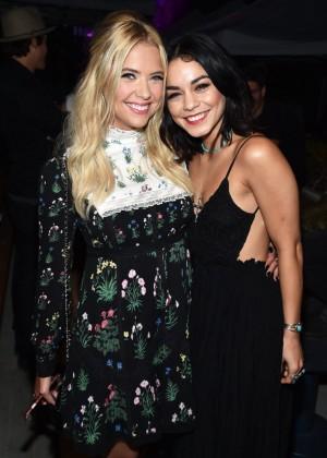 Ashley Benson & Vanessa Hudgens - MTV Fandom Awards in San Diego