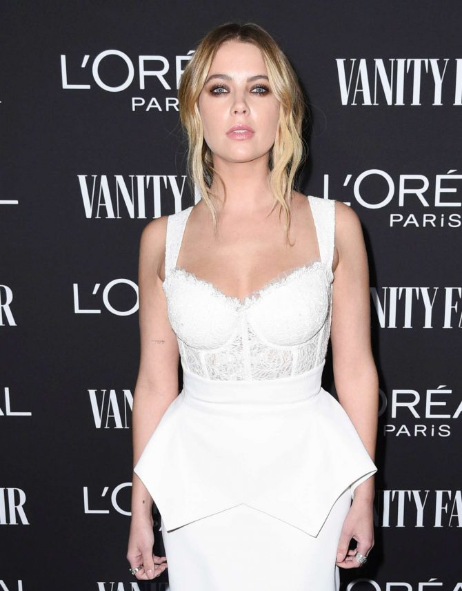 Ashley Benson – Vanity Fair and L'Oreal Paris Celebrate New Hollywood in LA