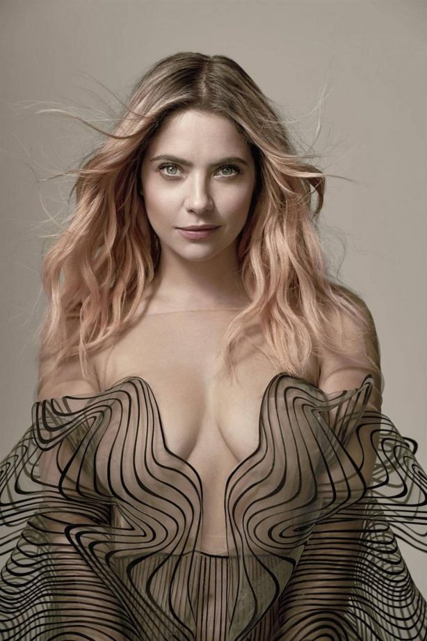 Ashley Benson - Vanity Fair Magazine (Italia 2020)