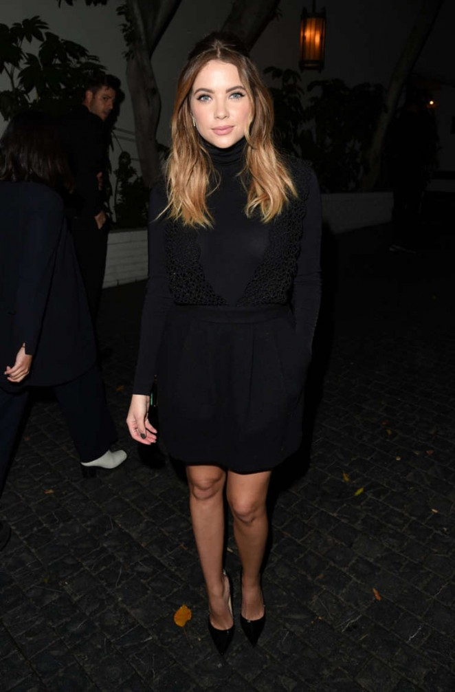 Ashley Benson - W Magazine's Best Performances Party in LA