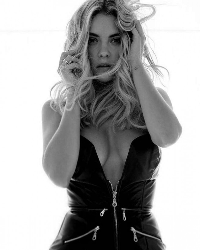 Ashley Benson - Yu Tsai Photoshoot 2015