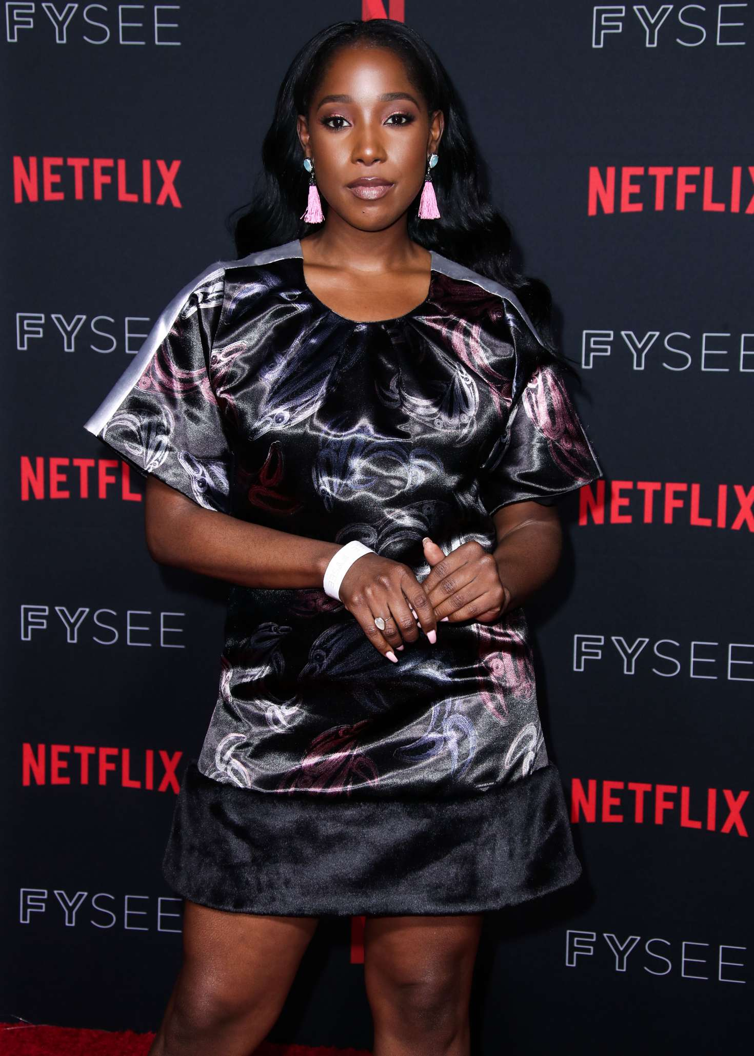 Ashley Blaine Featherson - Netflix FYSee Kick-Off Event in Los Angeles