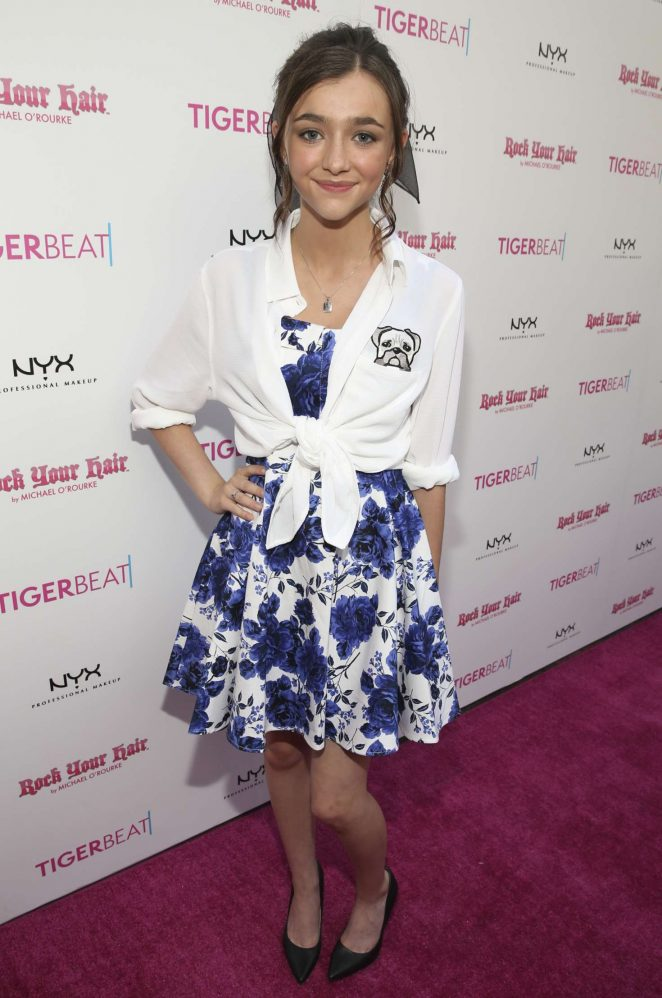 Ashley Boettcher - TigerBeat's Official Teen Choice Awards Pre-Party in Los Angeles
