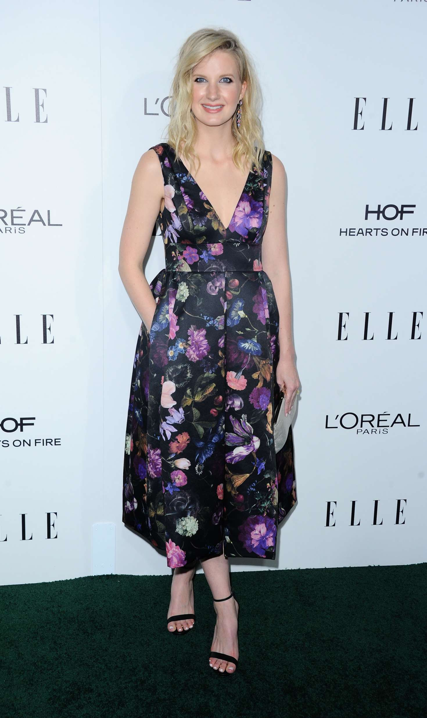 Ashley Brooke Chambers - 2016 ELLE Women in Hollywood Awards in Los Angeles