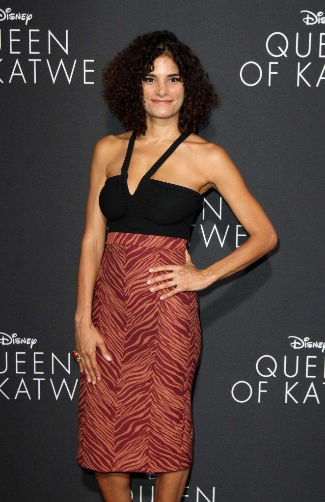 Ashley Dyke - 'Queen of Katwe' Premiere in Los Angeles