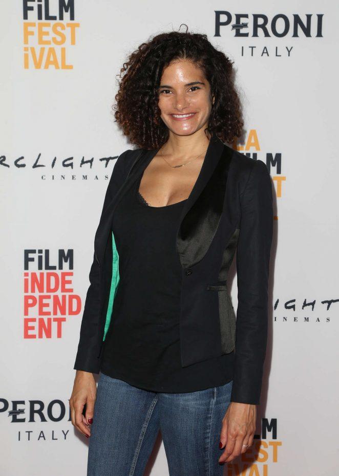 Ashley Dyke - 'The Hollars' Premiere at 2016 Los Angeles Film Festival in LA