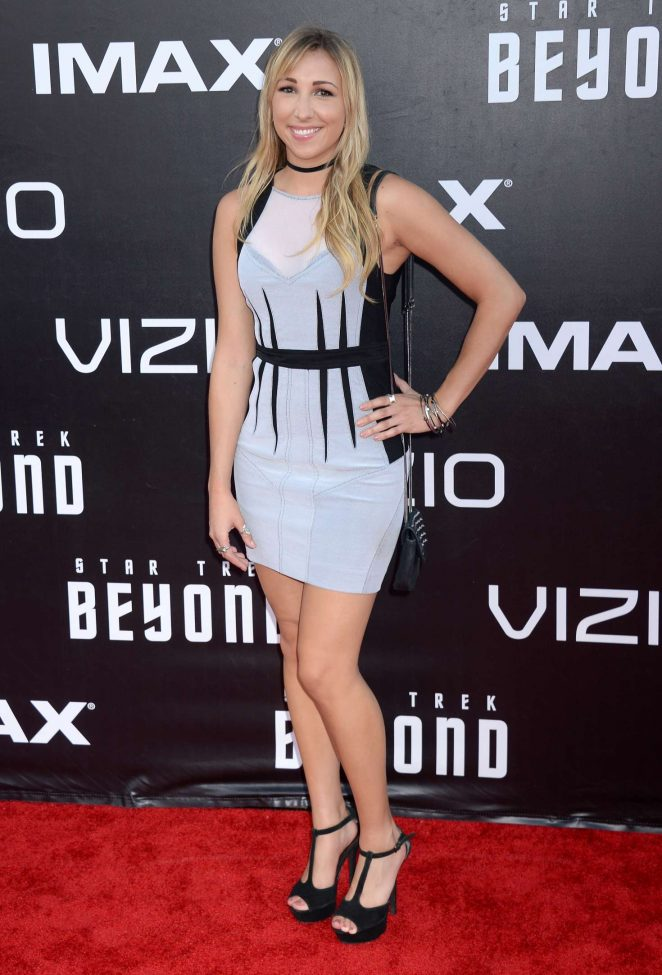 Ashley Edner - 'Star Trek Beyond' Premiere in San Diego