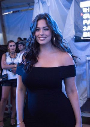Ashley Graham - 2016 iHeart Radio Summer Pool Party in Miami