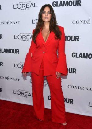 Ashley Graham - 2017 Glamour Women of The Year Awards in NY