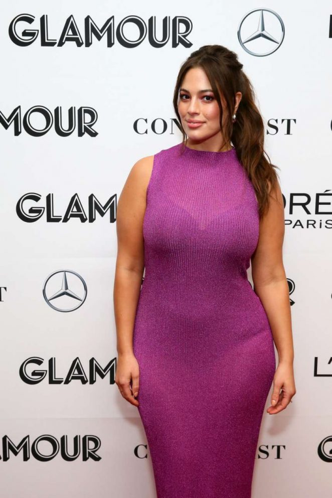 Ashley Graham – 2018 Glamour Women Of The Year Summit: Women Rise in NYC