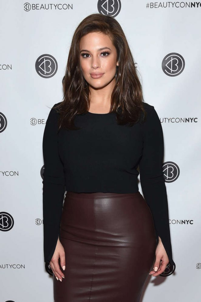 Ashley Graham - 3rd Annual BeautyCon Festival in New York