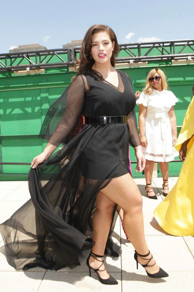 Ashley Graham - Christian Siriano x Lane Bryant Runway Show 2016 in New York