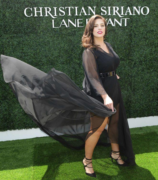 Ashley Graham: Christian Siriano x Lane Bryant Runway Show 2016 -06