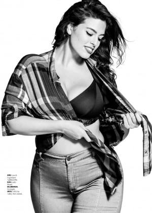 Ashley Graham - Cosmopolitan Mexico (April 2016)