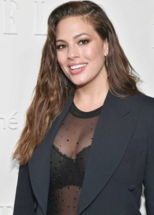 Ashley Graham - E!, ELLE and IMG Host NYFW Kickoff Party in NYC