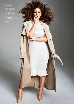 Ashley Graham - Harper's Bazaar Australia Magazine (April 2019)
