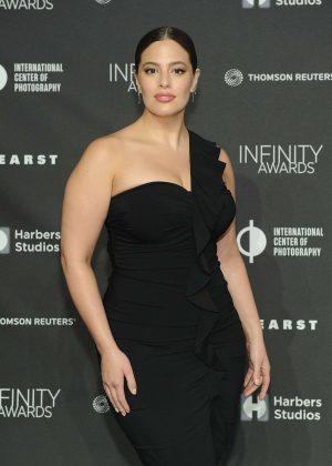 Ashley Graham - International Center of Photography's 2018 Infinity Awards in NY
