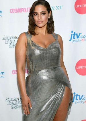 Ashley Graham - Lifetime's American Beauty Star Season 2 Live Finale in NYC