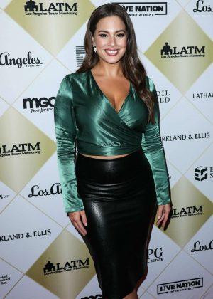 Ashley Graham - Los Angeles Team Mentoring's 20th Annual Soiree in LA