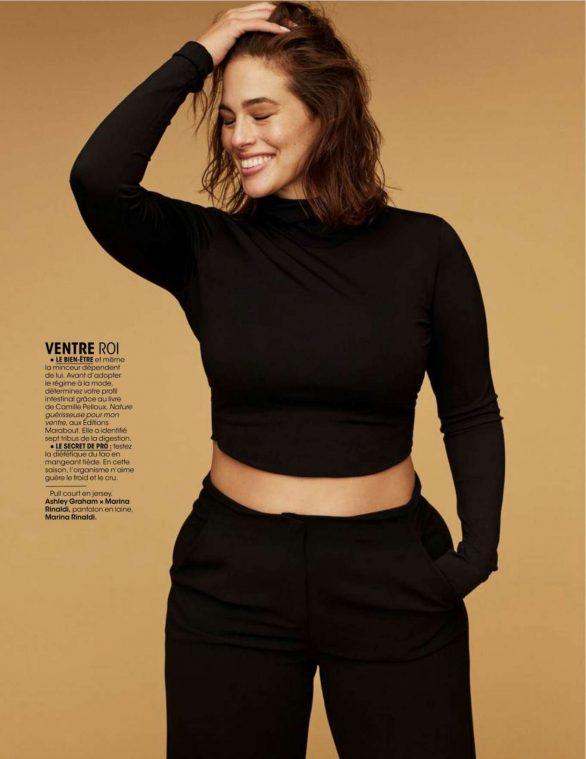 Ashley Graham - Madame Figaro France Magazine (October 2019)