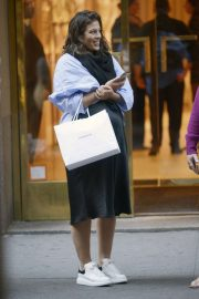 Ashley Graham - Seen While Out in New York