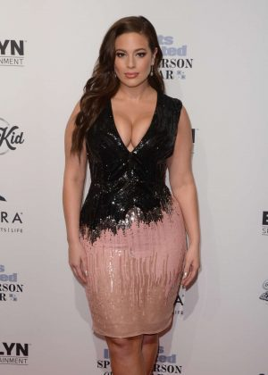 Ashley Graham - Sports Illustrated Sportsperson of the Year Ceremony 2016 in NYC