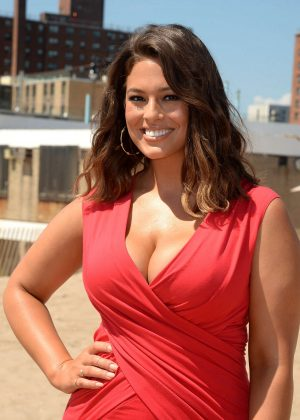 Ashley Graham - Sports Illustrated Summer of Swim Fan Festival 2016 in NY