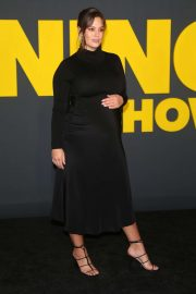 Ashley Graham - 'The Morning Show' Premiere in New York